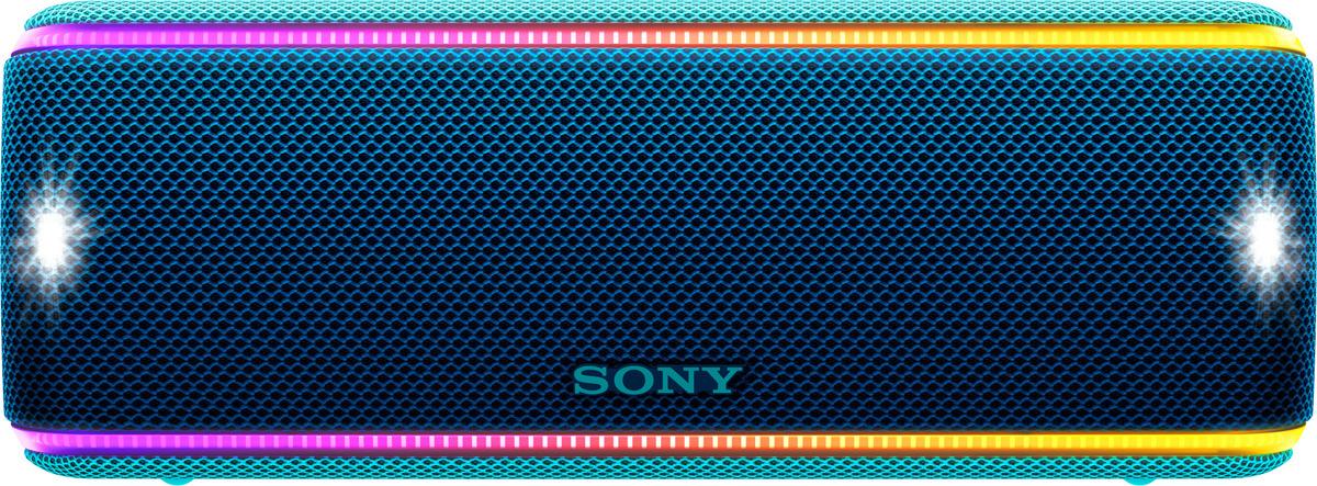 Sony SRSXB31, Blue беспроводная акустическая система автомобильная акустическая система sony xs fb1020e