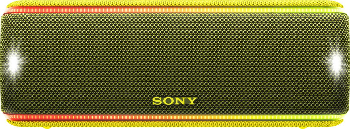 Sony SRSXB31, Yellow беспроводная акустическая система