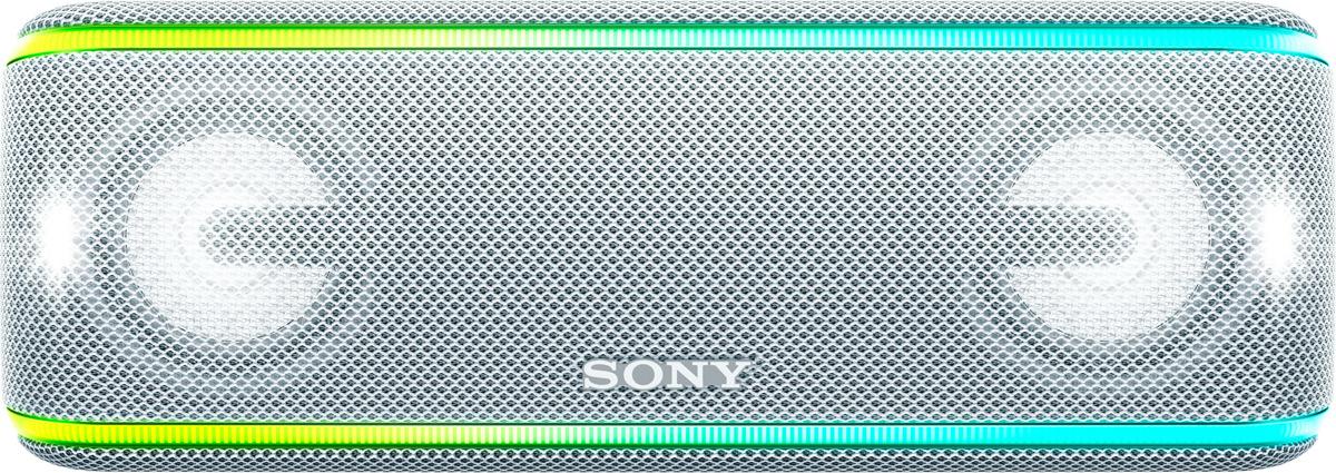 Sony SRSXB41, White беспроводная акустическая система ботинки patrol ботинки
