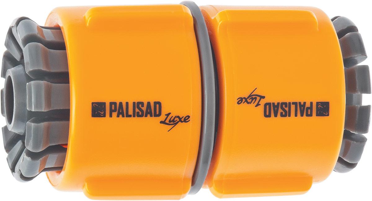 Адаптер поливного шланга Palisad. 66475 муфта ремонтная palisad luxe 66437