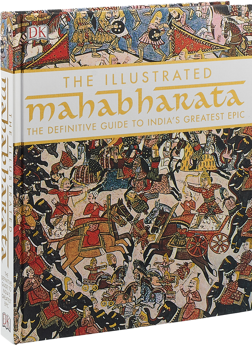 The Illustrated Mahabharata cd iron maiden a matter of life and death