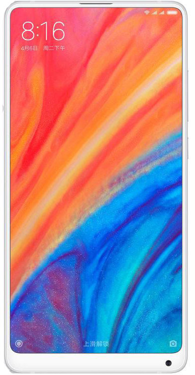 Xiaomi Mi Mix 2S (64GB), White бра omnilux oml 34301 02