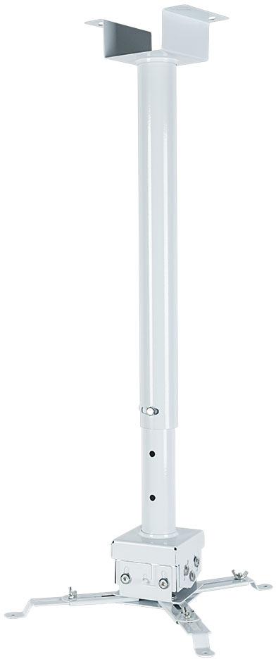 VLK TRENTO-85, White крепление для проектора