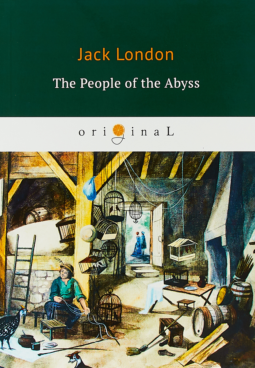 Jack London The People of the Abyss jack london michael brother of jerry