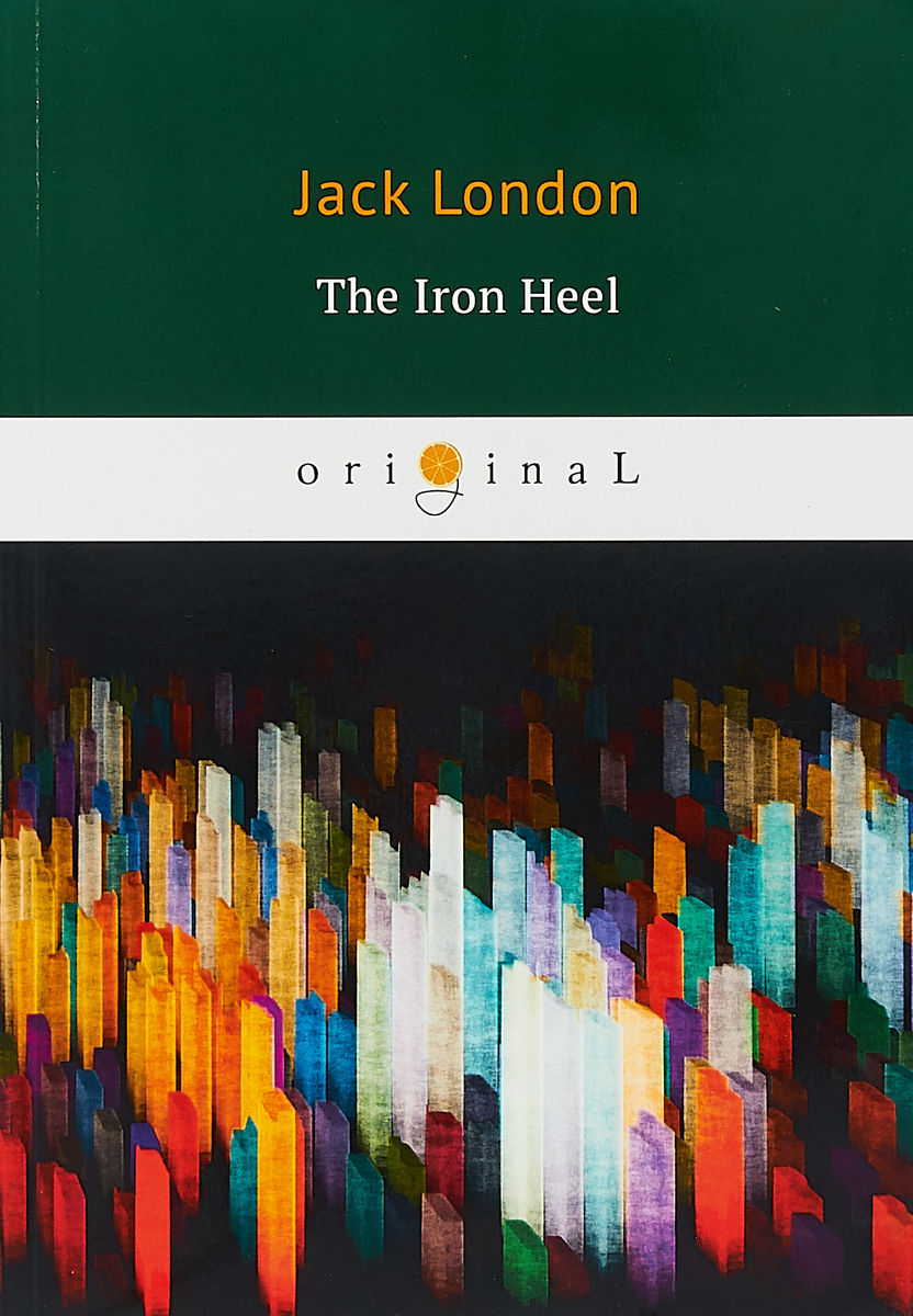 Фото - Jack London The Iron Heel the penguin german phrasebook