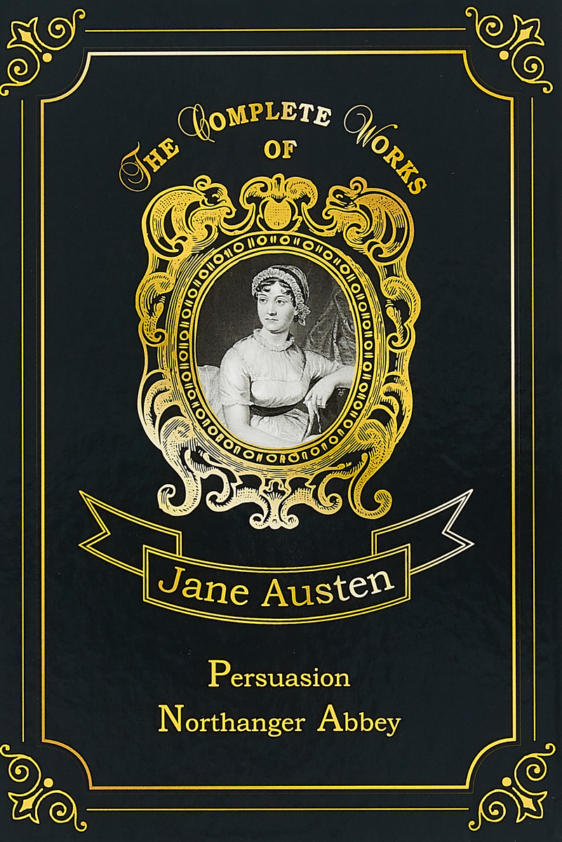 Jane Austen Persuasion & Northanger Abbey