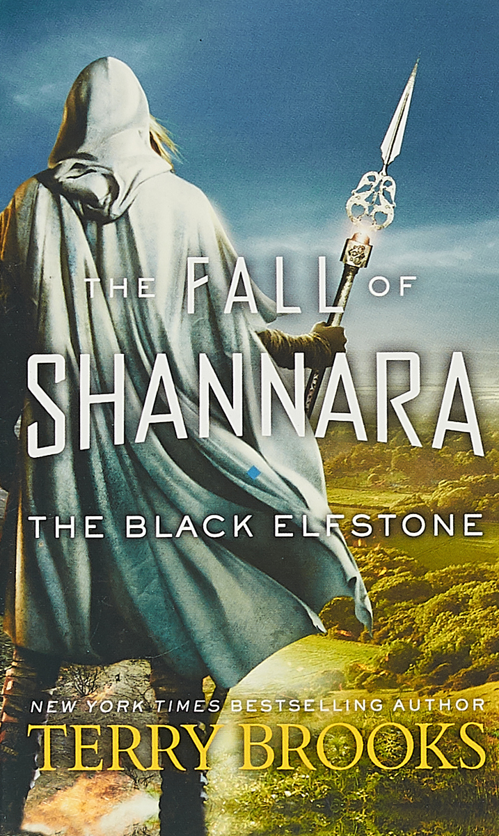 The Black Elfstone: The Fall of Shannara cd iron maiden a matter of life and death