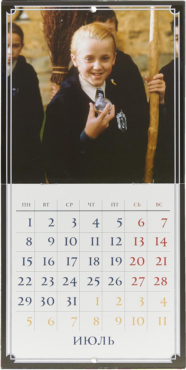 Гарри Поттер. Календарь настенный на 2019 год. Т. Коробкина