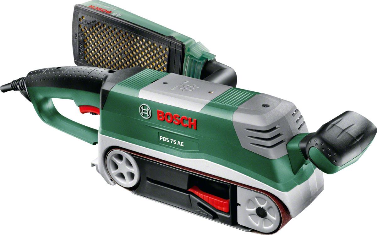 Ленточная шлифмашина Bosch PBS 75 AЕ (06032A1120) ленточная шлифмашина bosch pbs 75 ae 06032a1120