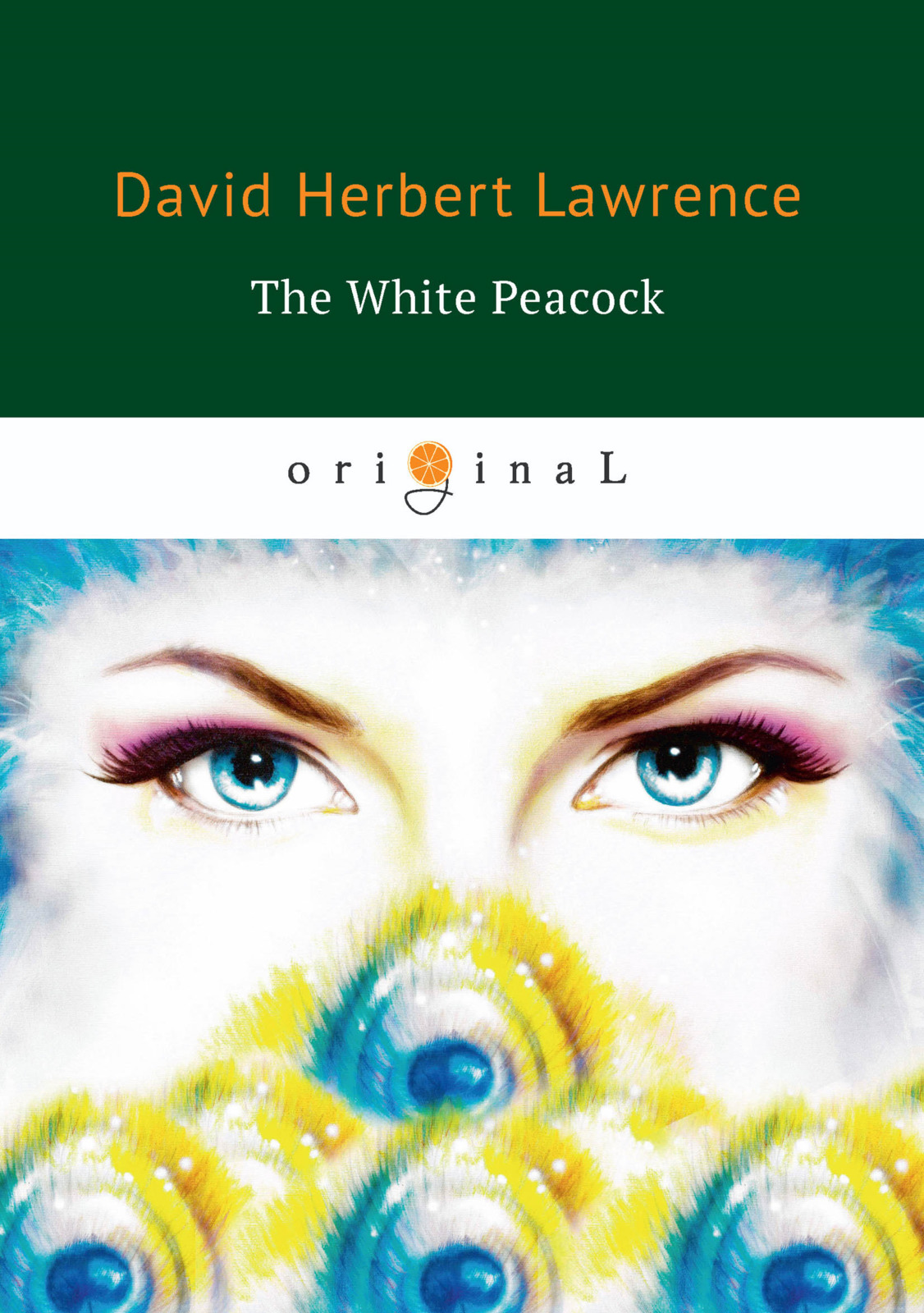 D. H. Lawrence The White Peacock d h lawrence love among the haystacks
