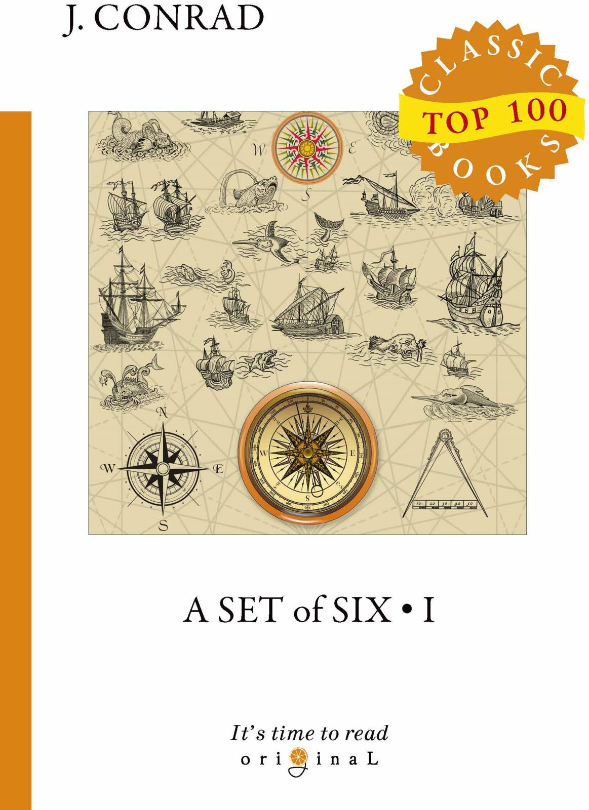 J. Conrad A Set of Six: Book 1 oem replacement xenon hid set he ll a 5dv 007 760 71 ballast d2s 4300k 35w hid bulb for a u d i car