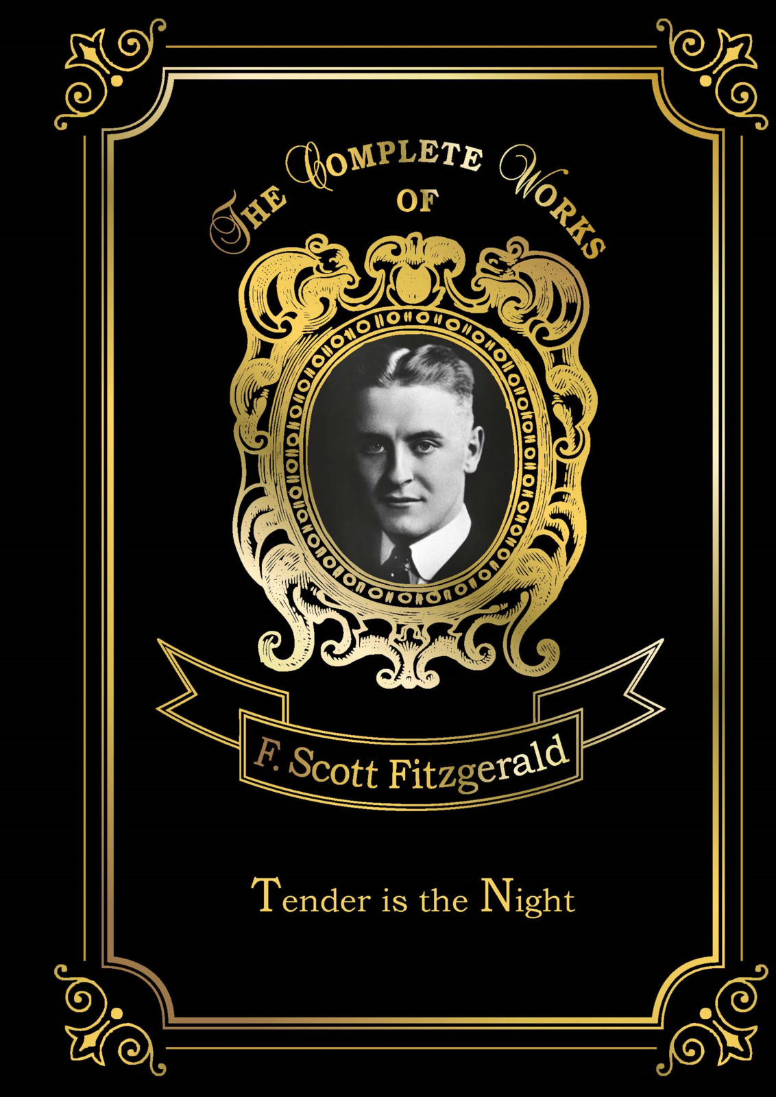 F. S. Fitzgerald Tender is the Night the fog diver