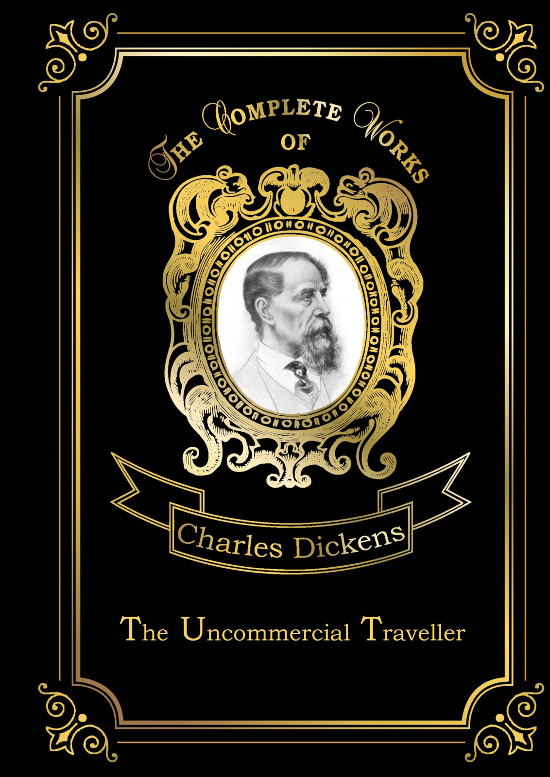 C. Dickens The Uncommercial Traveller service charge in hotels and restaurants