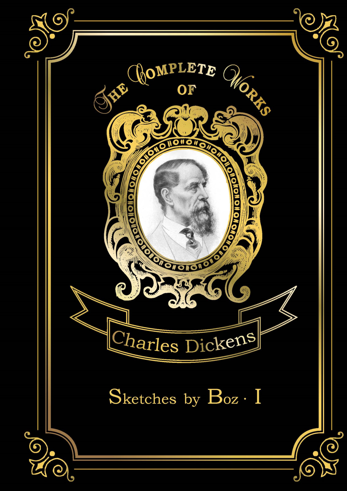 C. Dickens Sketches by Boz: Book 1 the streets london