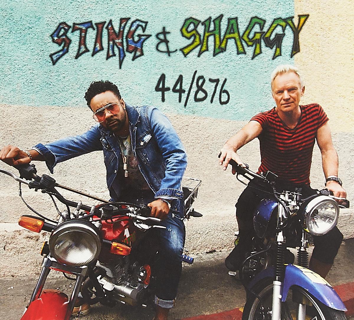 Стинг Sting & Shaggy. 44/876 стинг sting bring on the night 2 cd dvd