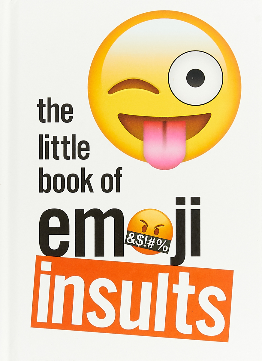 Фото - The Little Book of Emoji Insults the penguin german phrasebook