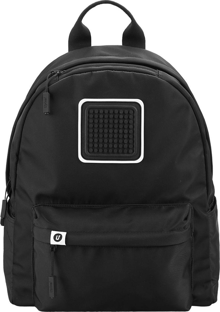 Upixel Детский рюкзак Funny Square цвет черный размер L