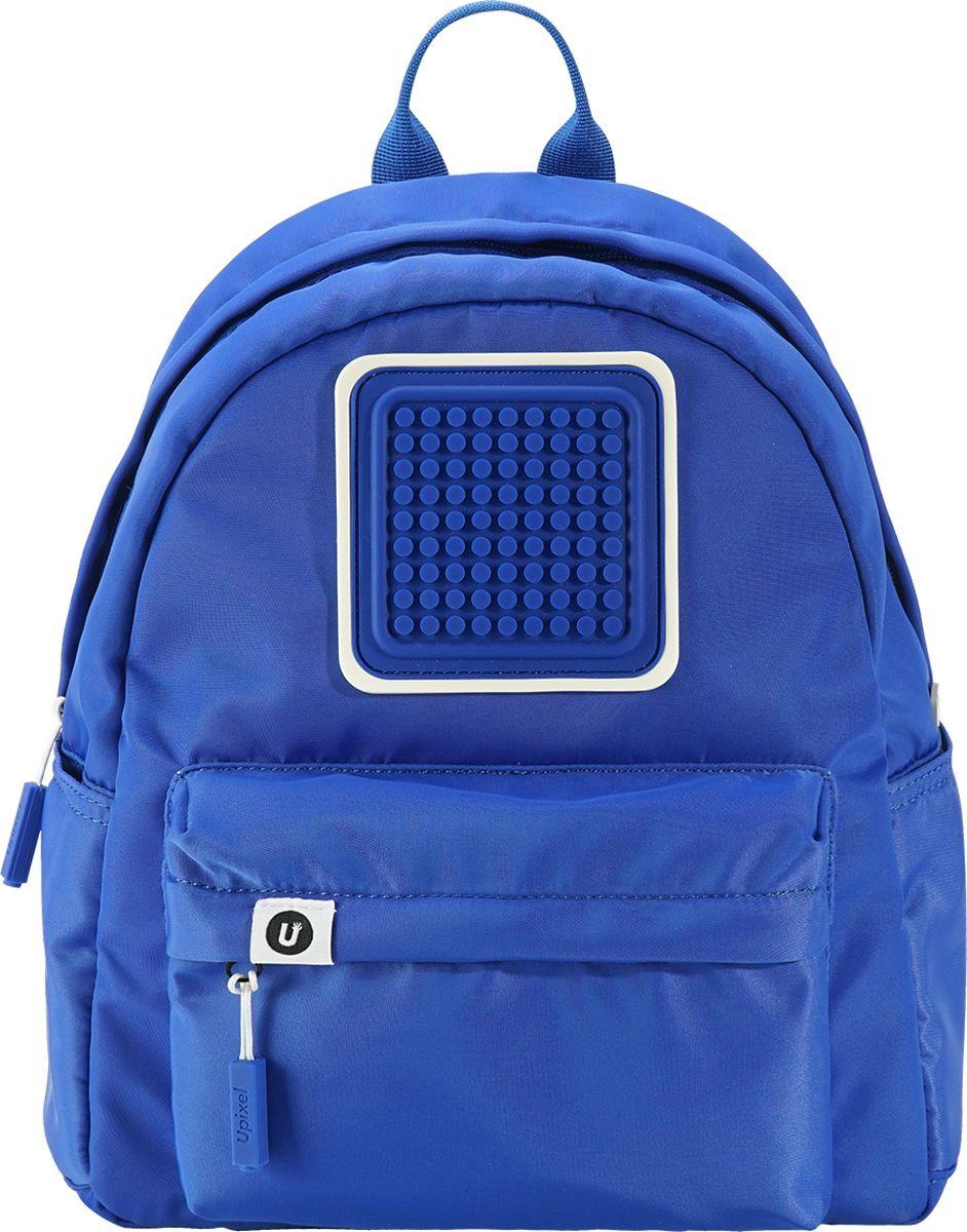 Upixel Детский рюкзак Funny Square цвет синий размер S