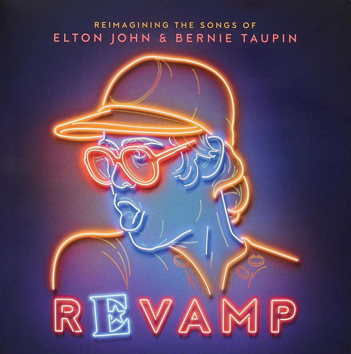 Элтон Джон,Берни Топин Various Artists. Revamp: The Songs Of Elton John & Bernie Taupin (2 LP)