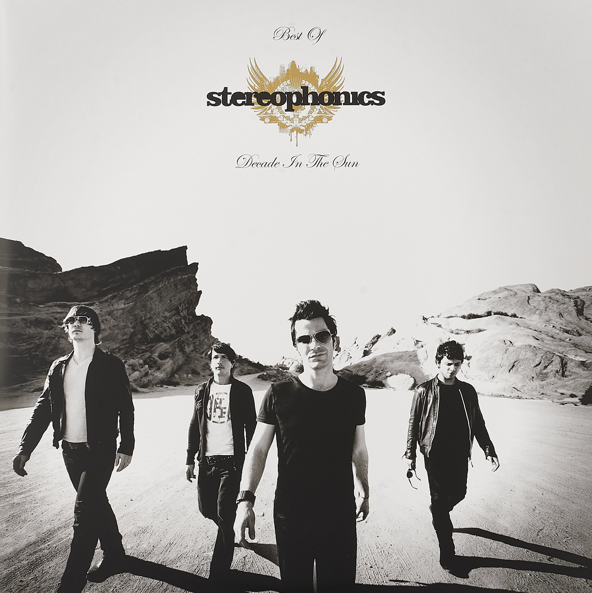 Stereophonics Stereophonics Decade In The Sun - Best Of 2 LP