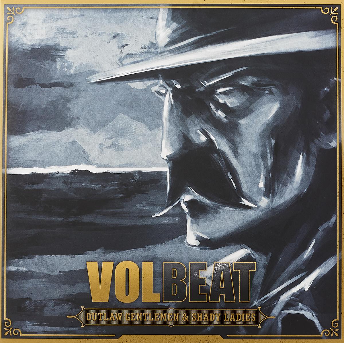 Volbeat Volbeat. Outlaw Gentlemen And Shady Ladies (2 LP + CD) italians gentlemen пиджак