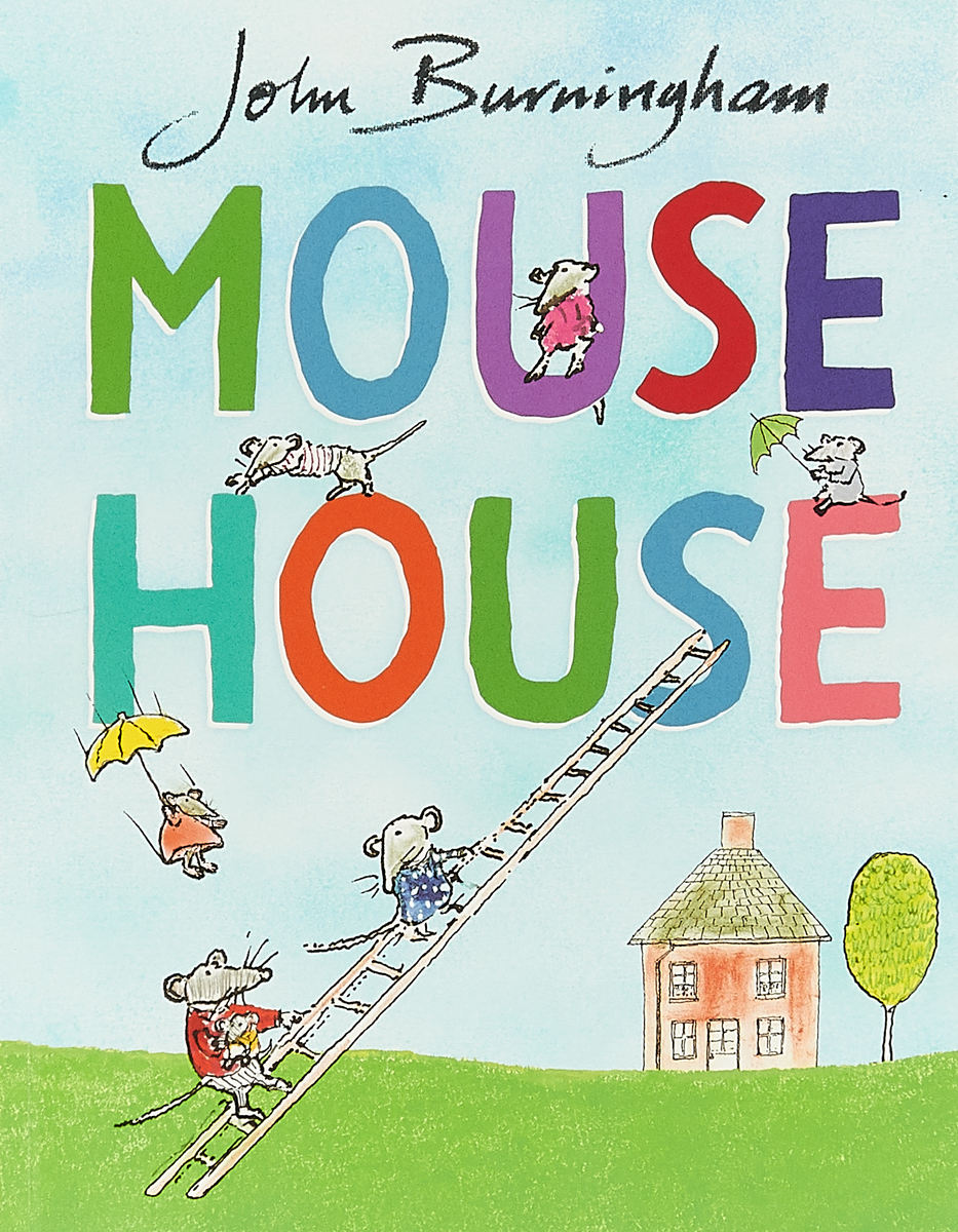 Mouse House time and space is a fiction only distance is a reality