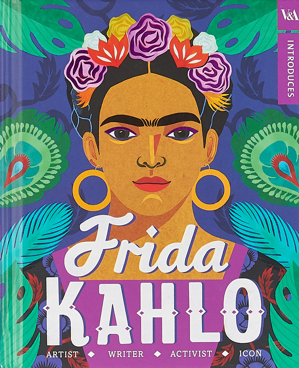 V&A Introduces - Frida Kahlo reima комбинезон parvin reima