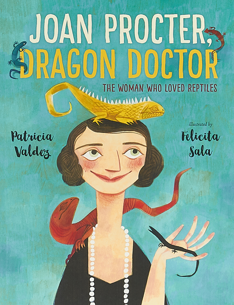 Joan Procter, Dragon Doctor joan manuel serrat concepcion
