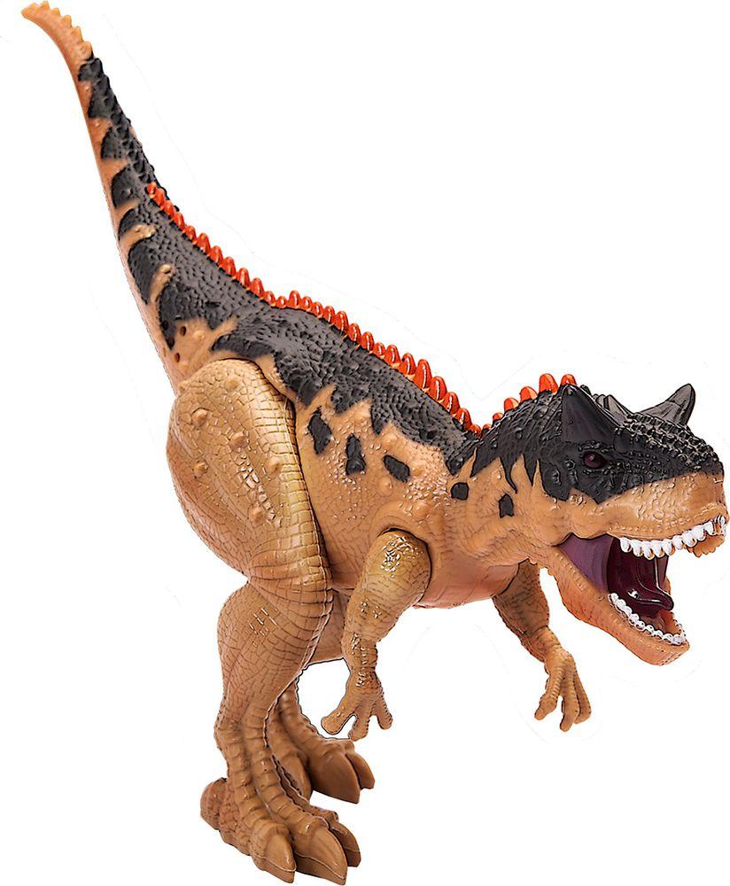 Chap Mei Игровой набор Подвижная фигура Карнотавр игровые наборы chap mei игровой набор динозавр эораптор и кинооператор