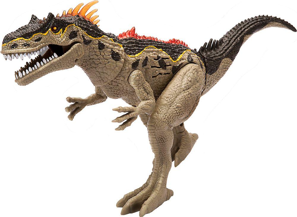 Chap Mei Игровой набор Подвижная фигура Аллозавр игровые наборы chap mei игровой набор динозавр эораптор и кинооператор