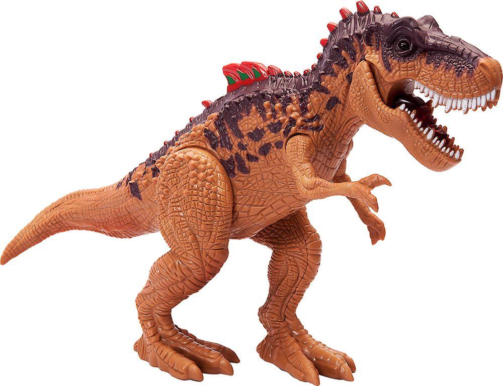 Chap Mei Игровой набор Подвижная фигура Тираннозавр игровые наборы chap mei игровой набор динозавр эораптор и кинооператор
