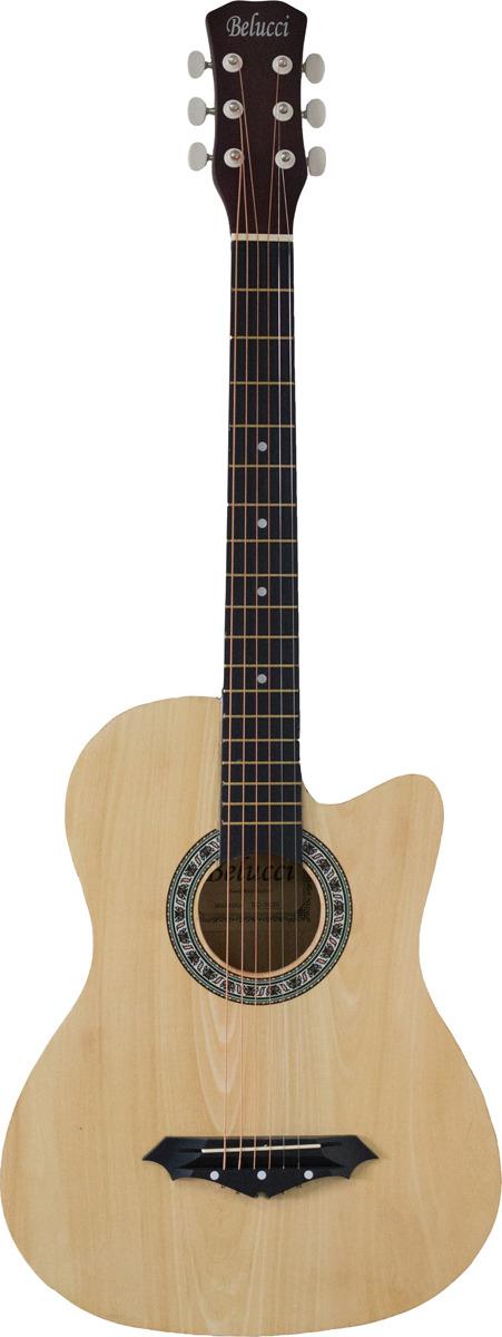 Belucci BC3820 , Beige акустическая гитара акустическая гитара виды аккомпанемента и обыгрывание аккордов