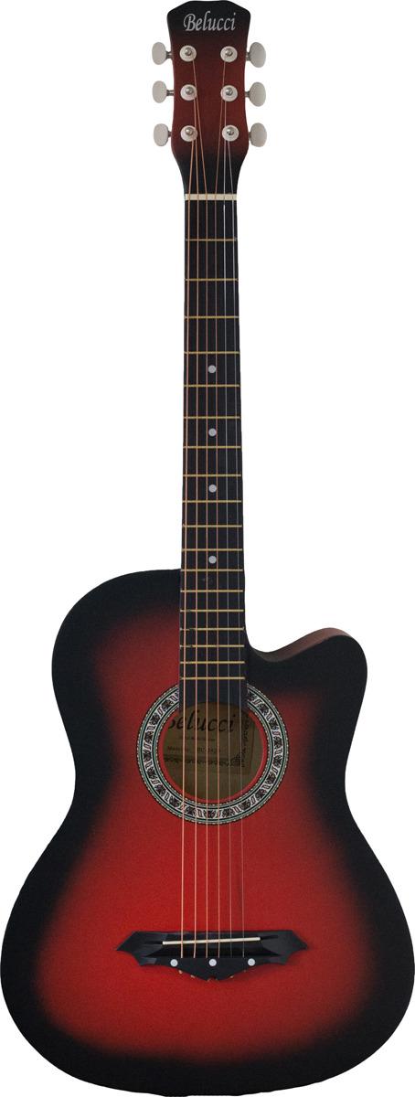Belucci BC3820 , Red акустическая гитара помада ga de true color satin lipstick 85 цвет 85 red passion variant hex name bd1933