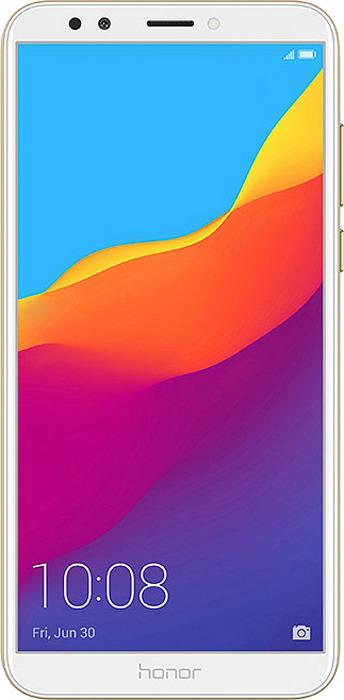 Huawei Honor 7C Pro, Gold (Lnd-L29)
