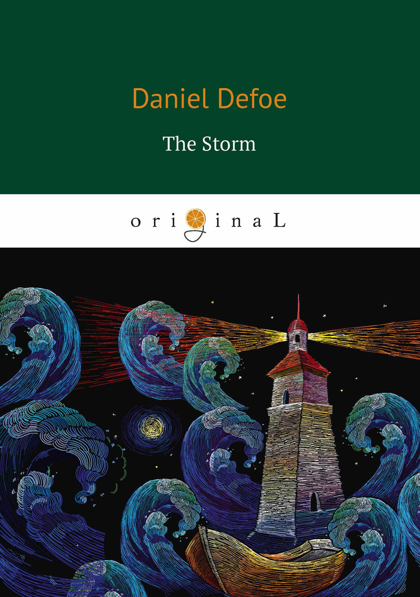 D. Defoe The Storm mono japan a storm of light usa