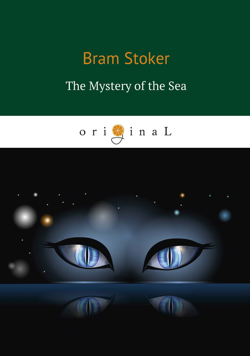 B. Stoker The Mystery of the Sea news of a kidnapping