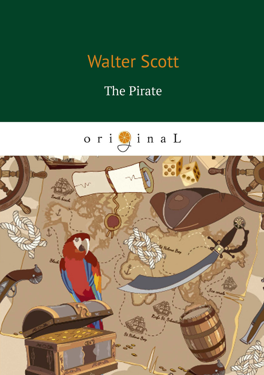 W. Scott The Pirate administrator