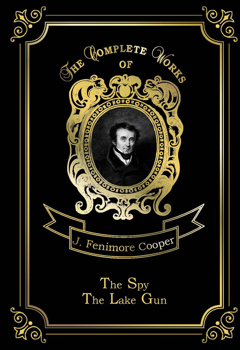 J. F. Cooper The Spy & The Lake Gun and other Stories the norton anthology of american literature 6e v e