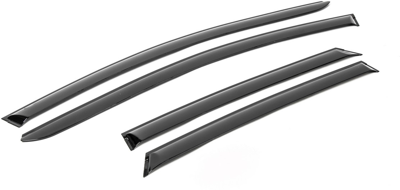 Купить Дефлекторы AutoFlex , для окон Kia Ceed хэтчбек 5-дв. 2012-, поликарбонат, 4 шт. 828101,