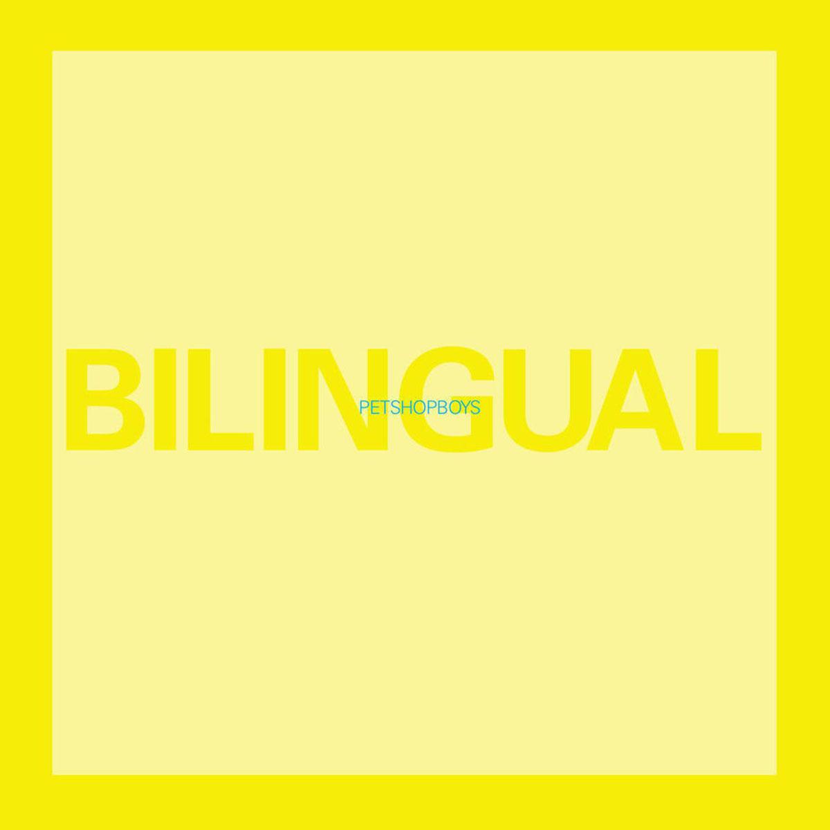 Pet Shop Boys Pet Shop Boys. Bilingual (LP) pet shop boys pet shop boys bilingual