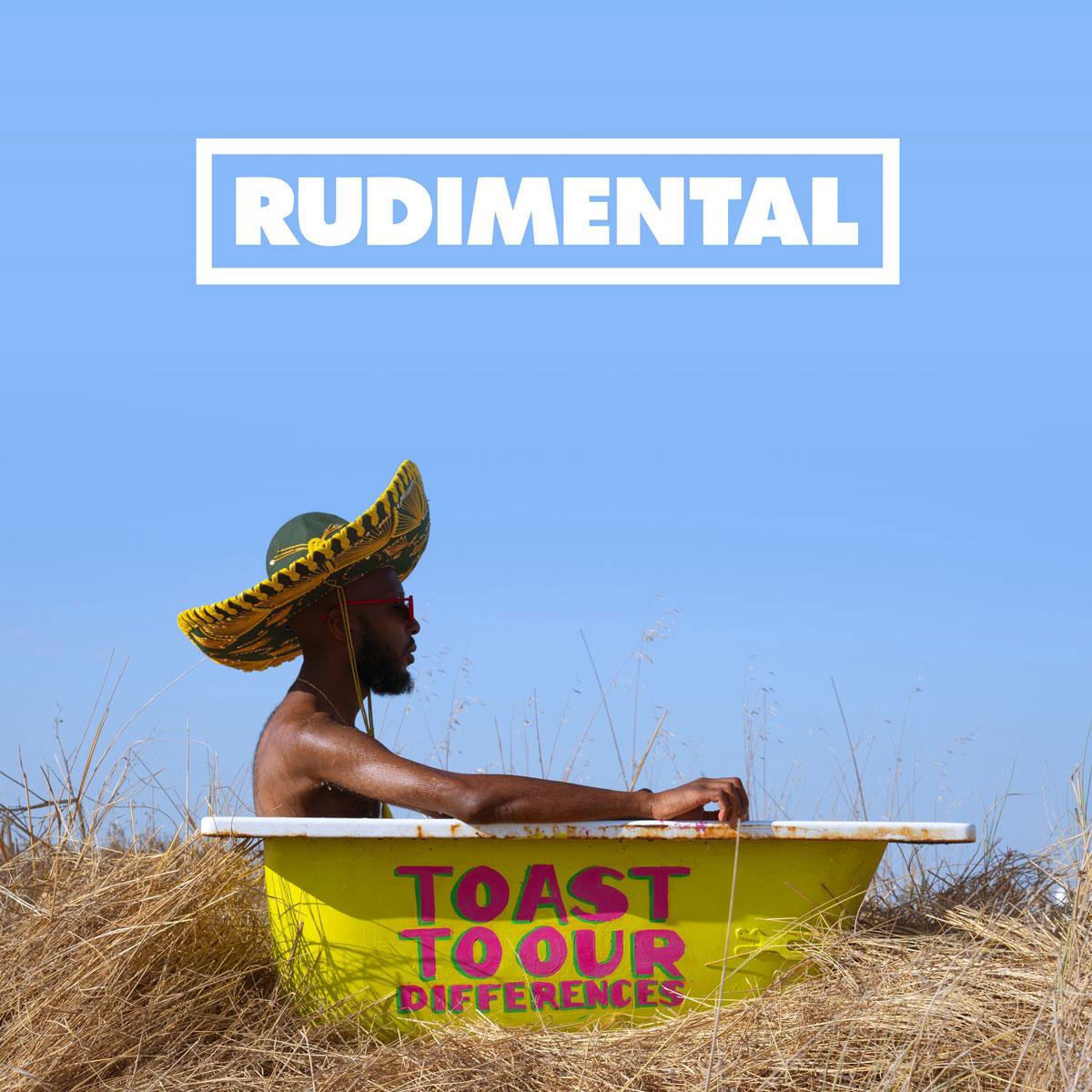 Rudimental Rudimental. Toast To Our Differences (2 LP) rudimental birmingham