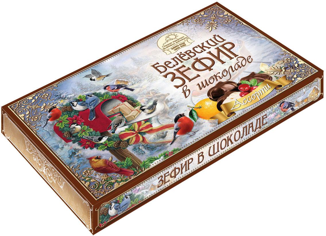 Зефир в шоколаде Старые традиции Ассорти, 250 г старые добрые традиции лимонад оригинальный 1 л
