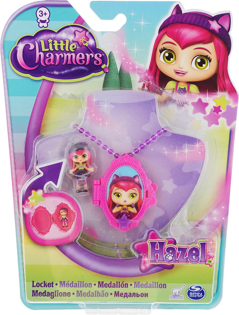 Little Charmers Медальон Hazel цвет розовый