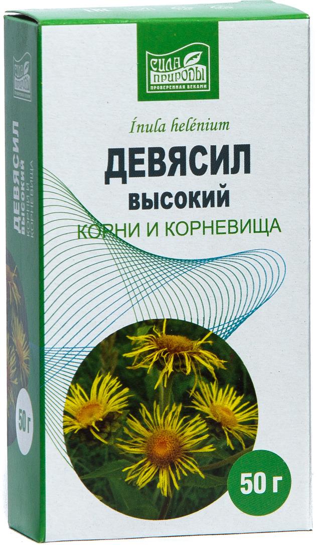 Травяной сбор Девясил корень Сила природы, 50 г