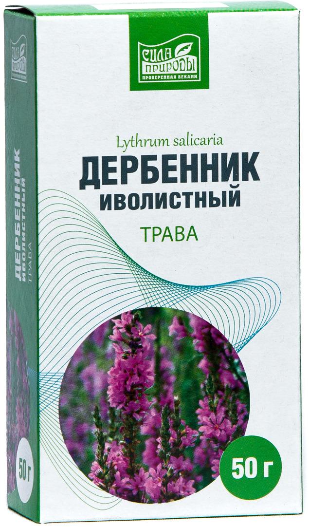 Травяной сбор Дербенник трава Сила природы, 50 г