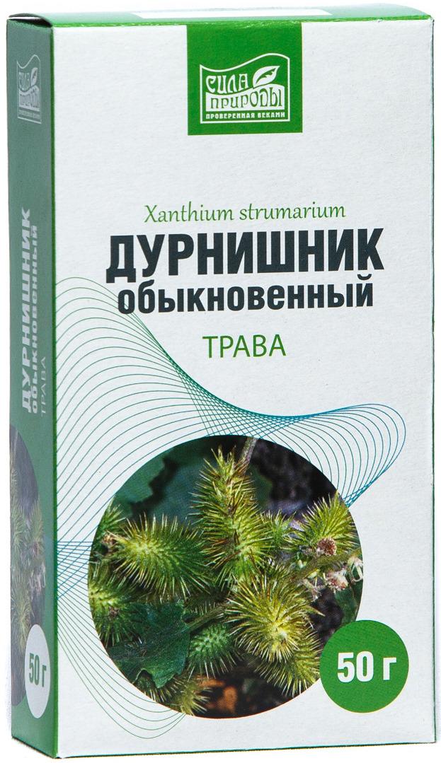 Травяной сбор Дурнишник трава Сила природы, 50 г