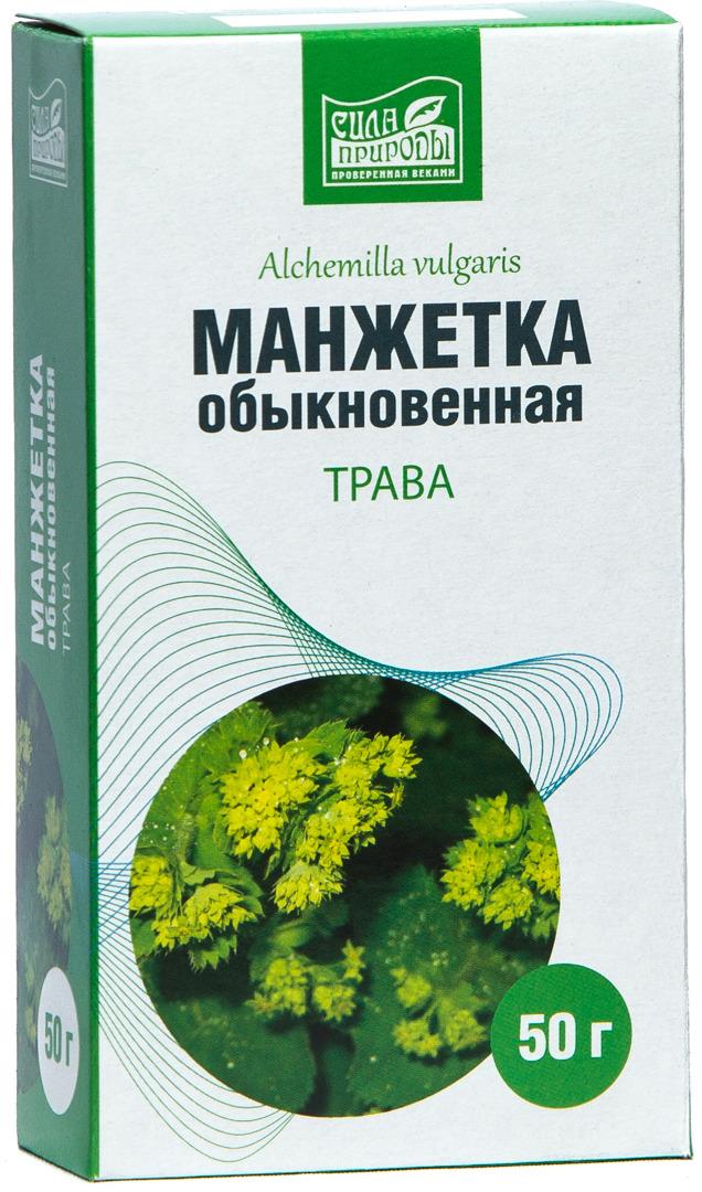 Травяной сбор Манжетка трава Сила природы, 50 г