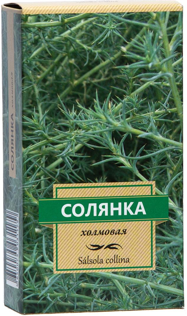 Травяной сбор Солянка холмовая трава Сила природы, 50 г