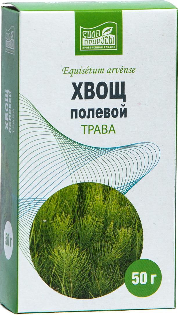 Травяной сбор Хвощ полевой Сила природы, 50 г