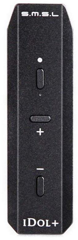 Усилитель для наушников SMSL Idol Plus, Black smsl sd 793 ii black усилитель для наушников